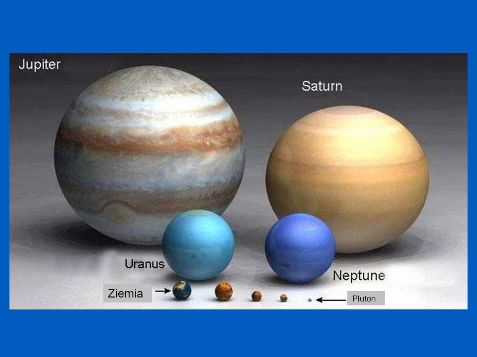 Ziemia Pluton Mars Merkury