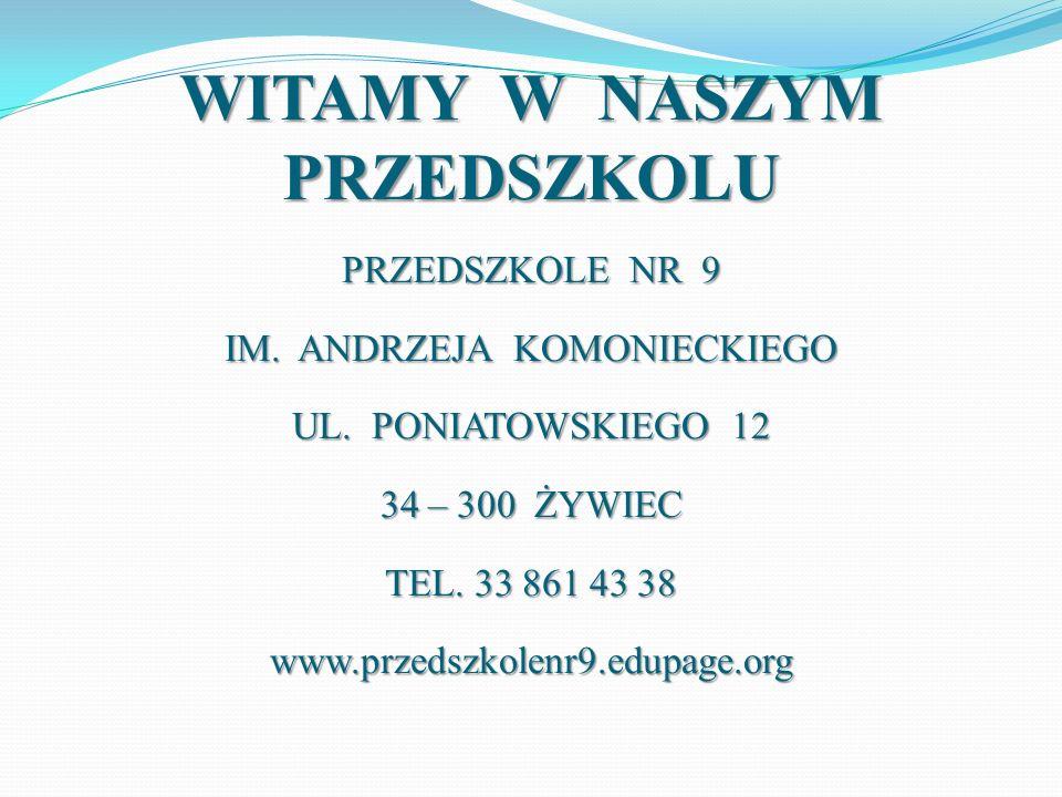 """MOTTO: """"Dziecko chce być dobre, Jeśli nie umie – naucz, Jeśli nie wie – wytłumacz, Jeśli nie może – pomóż. Janusz Korczak"""