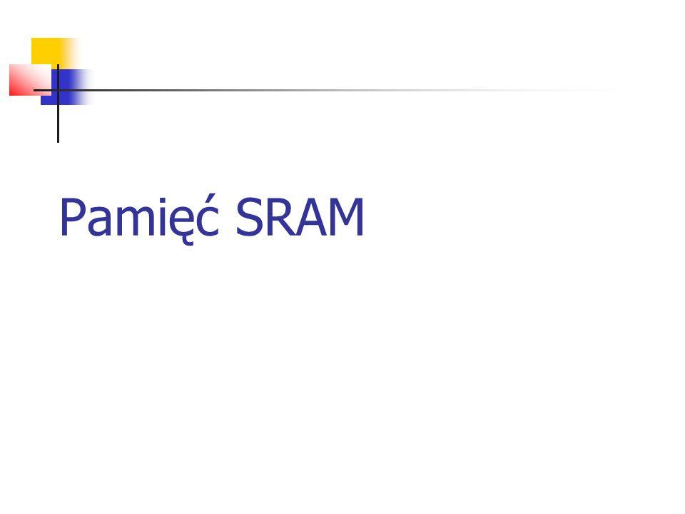 Pamięć SRAM