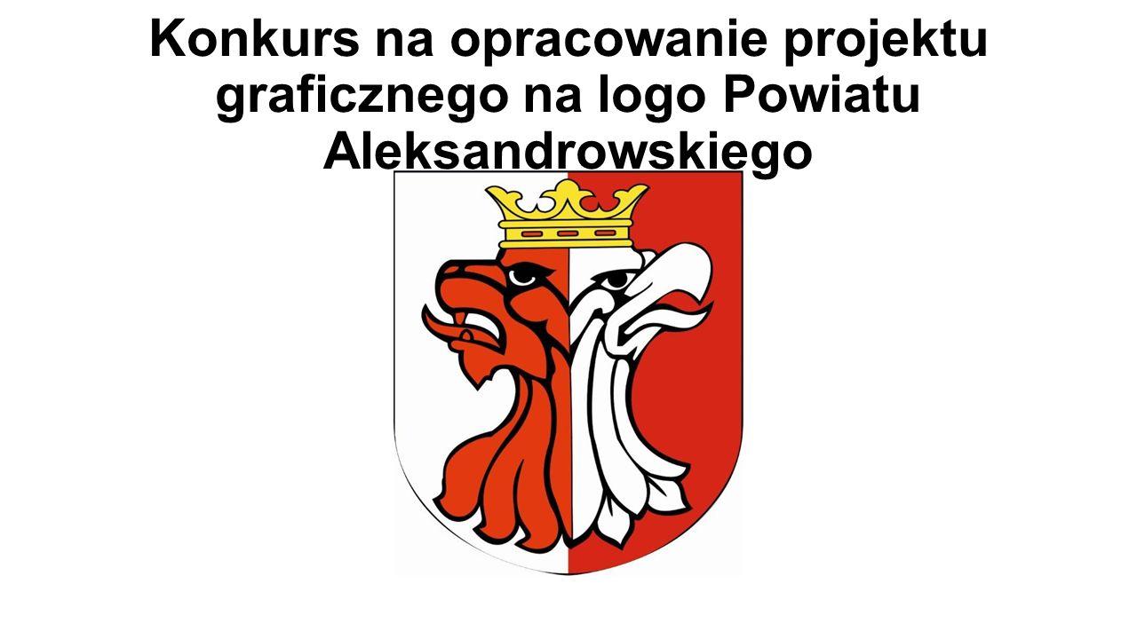 Konkurs na opracowanie projektu graficznego na logo Powiatu Aleksandrowskiego