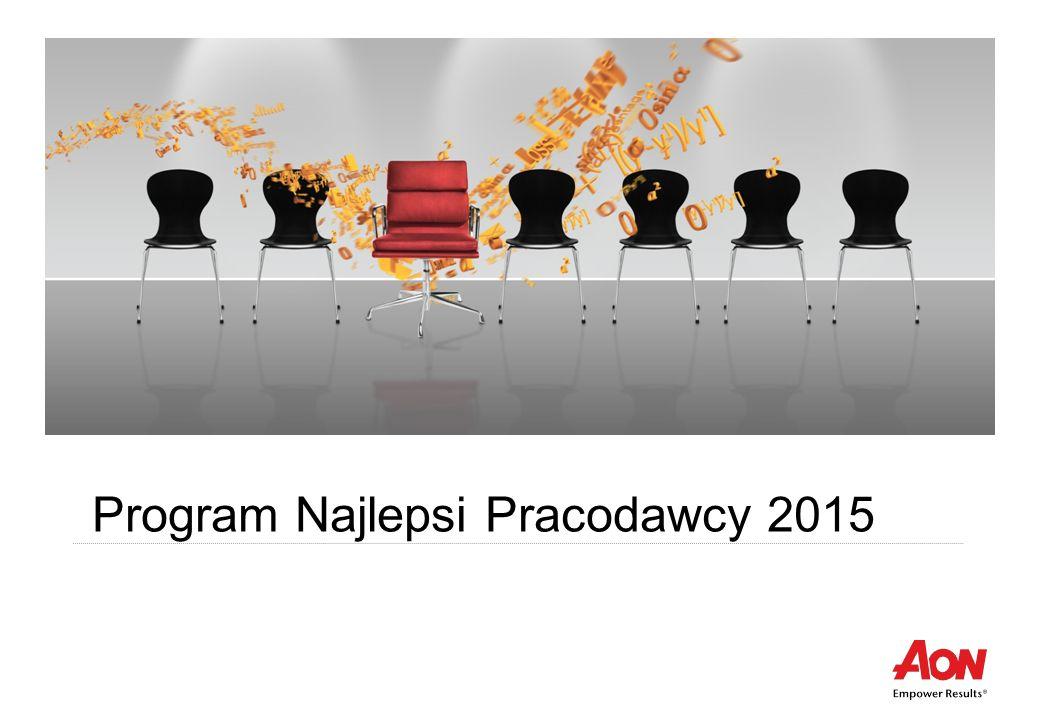 Program Najlepsi Pracodawcy 2015