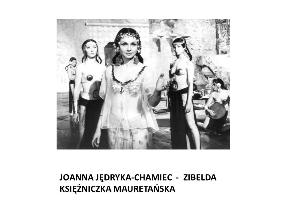 Joanna Jędryka – Chamiec - Zibelda księżniczka mauretańska Joanna Jędryka – Chamiec - Zibelda księżniczka mauretańska Joanna Jędryka – Chamiec - Zibel