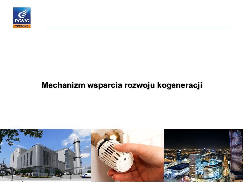 16 Mechanizm wsparcia rozwoju kogeneracji