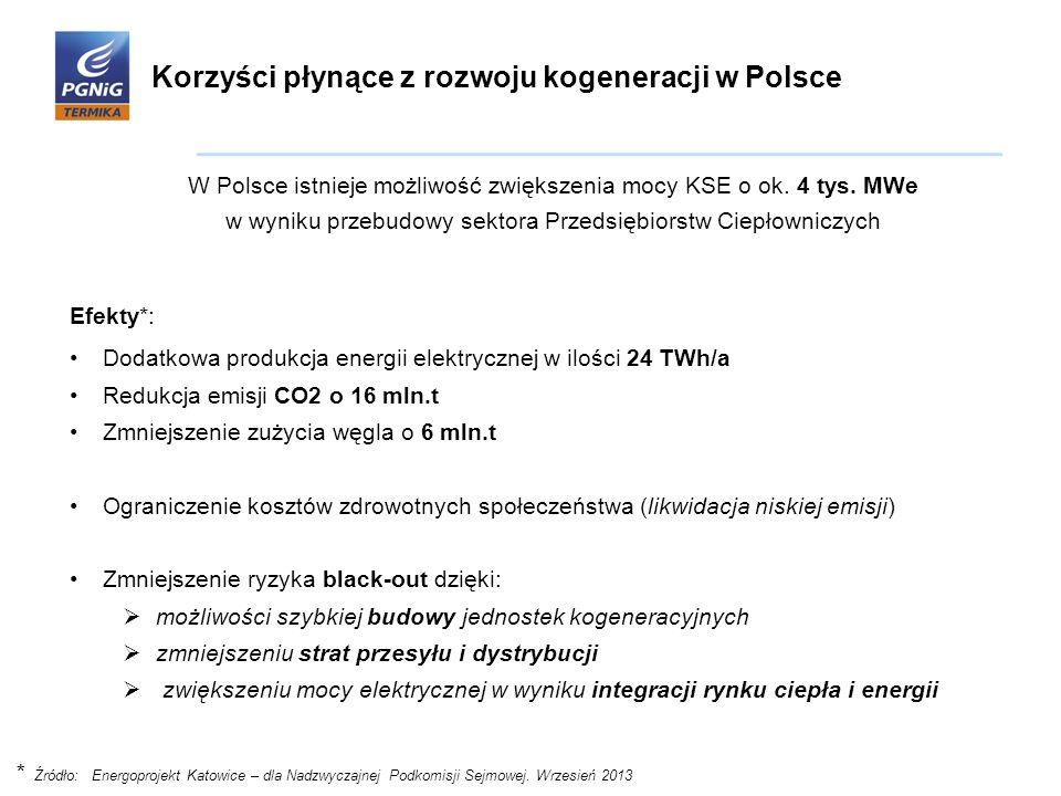 Wytyczne KE w zakresie dopuszczalnej pomocy publicznej Fundament przyszłego mechanizmu wsparcia kogeneracji w Polsce