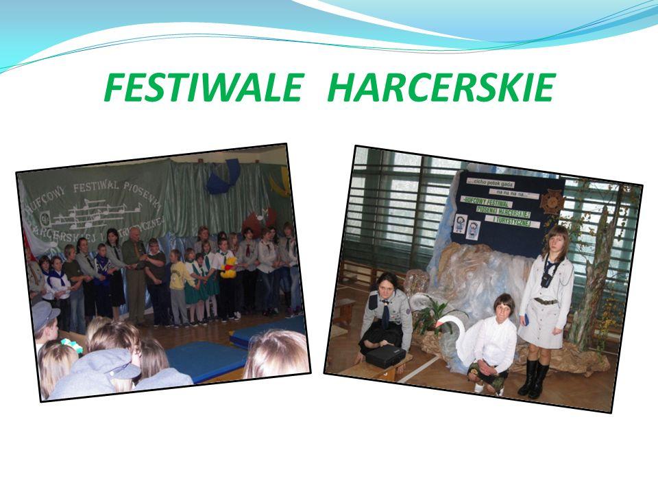 FESTIWALE HARCERSKIE