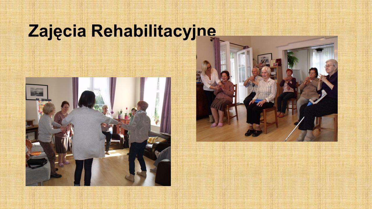 Zajęcia Rehabilitacyjne