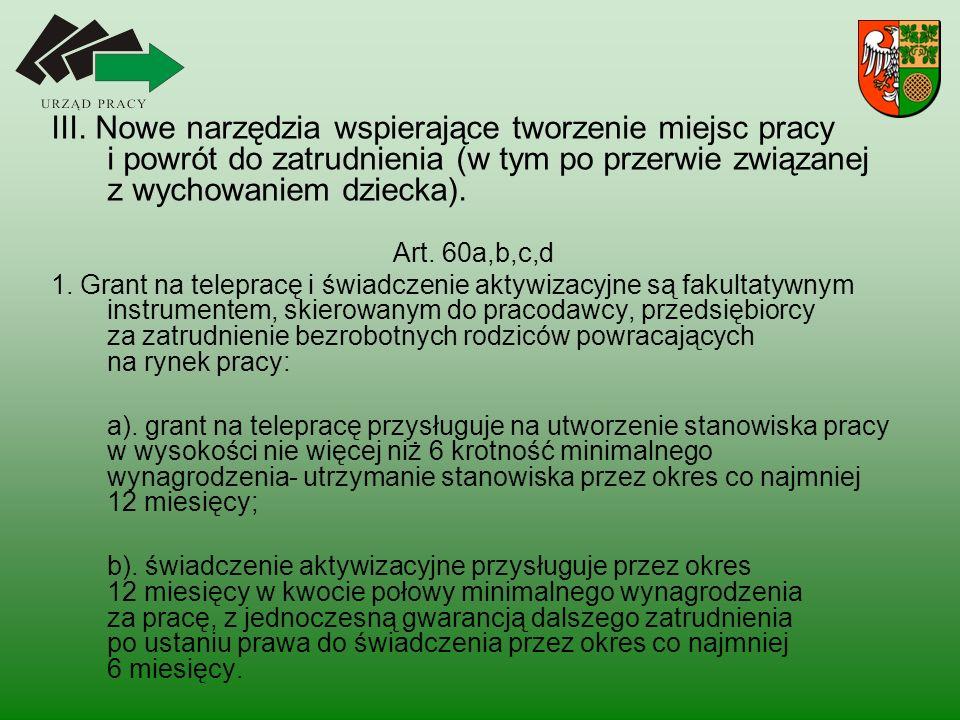 Art.61e do art. 62 2.