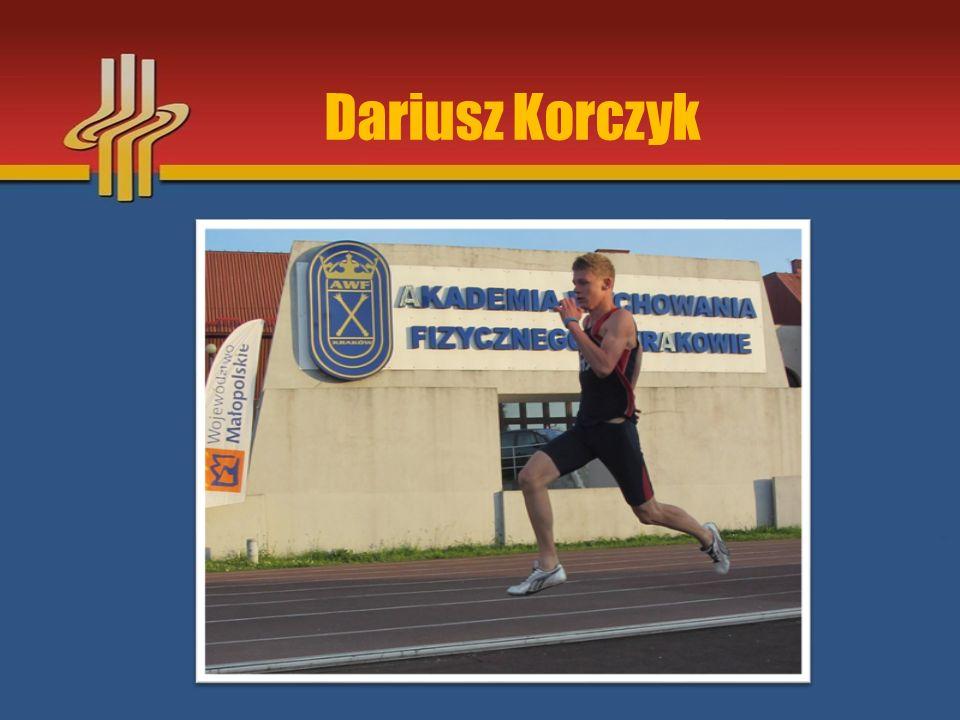 Najważniejsze osiągnięcia sezonu 2015 I miejsce w Mistrzostwach Małopolski Juniorów Młodszych – bieg na 800m – Kraków 31 maj 2015 Rekordy życiowe 600m – 1,35,24s 800m – 2,09,53s 1500m – 4,32,00s