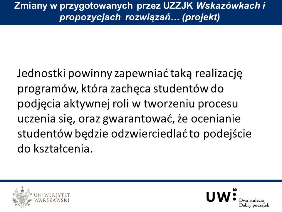 Pełnomocnik Rektora ds.Jakości Kształcenia Prof. dr hab.