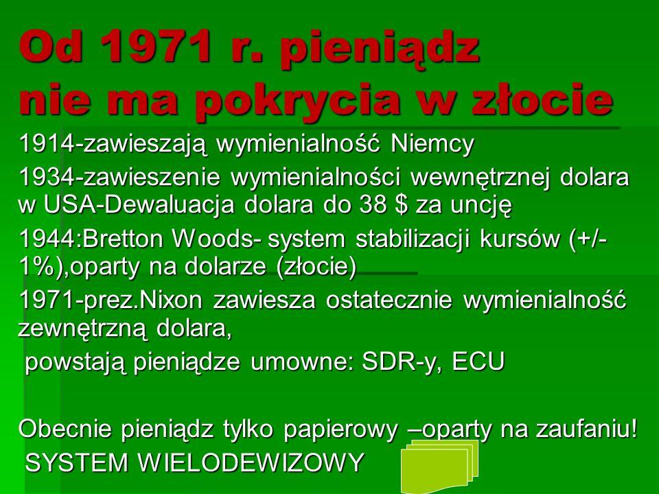 Od 1971 r.