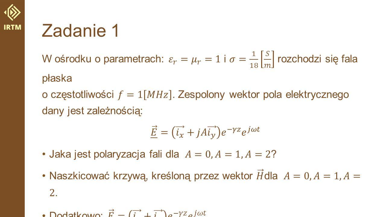 https://www.youtube.com/watch?feature=player_detailpage&v=Q0qrU4nprB0 Warunek polaryzacji liniowej: Ortogonalne składowe pola są w fazie lub istnieje tylko jedna składowa pola.
