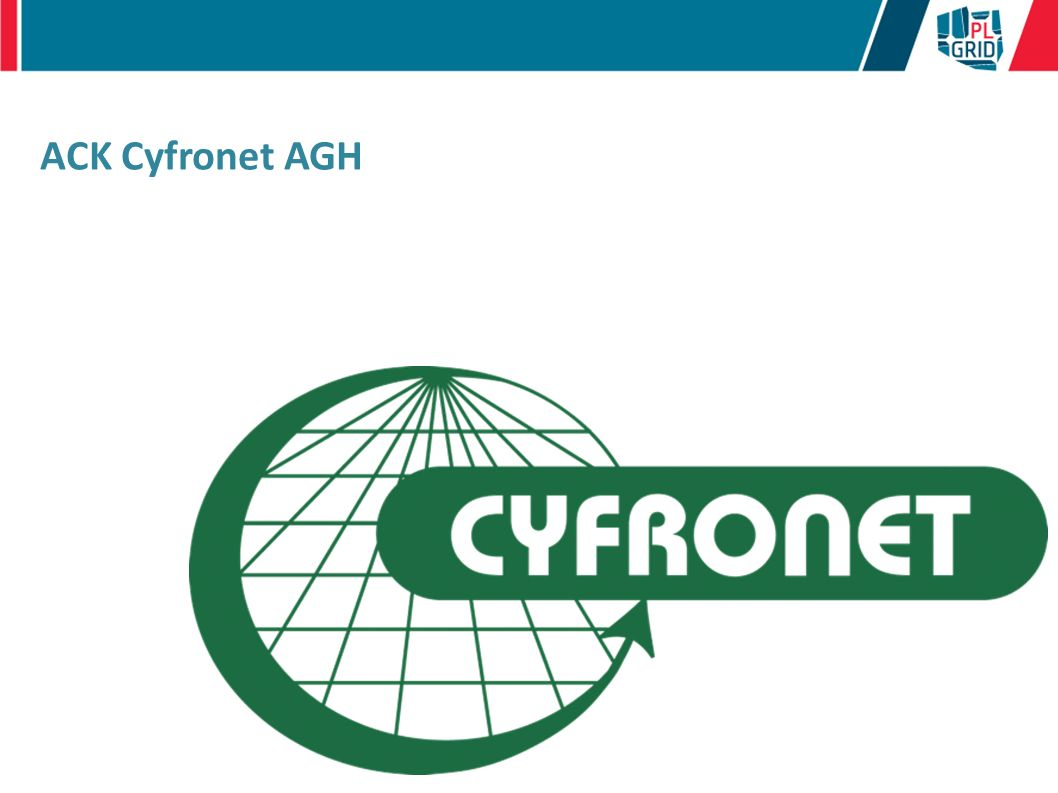 ACK Cyfronet AGH