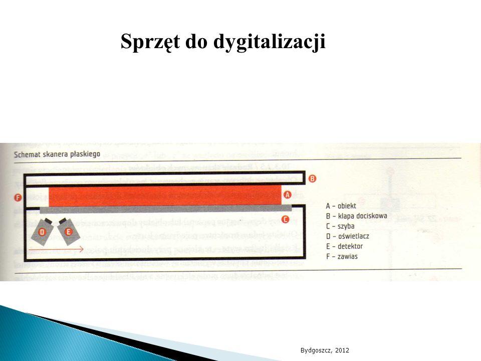 Sprzęt do dygitalizacji Bydgoszcz, 2012