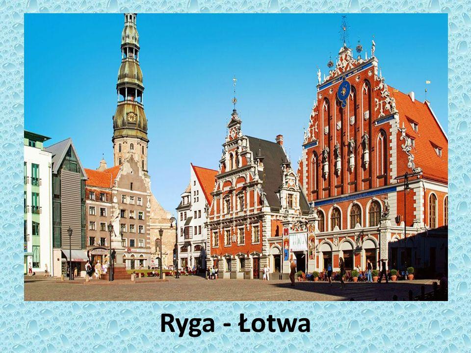 Ryga - Łotwa