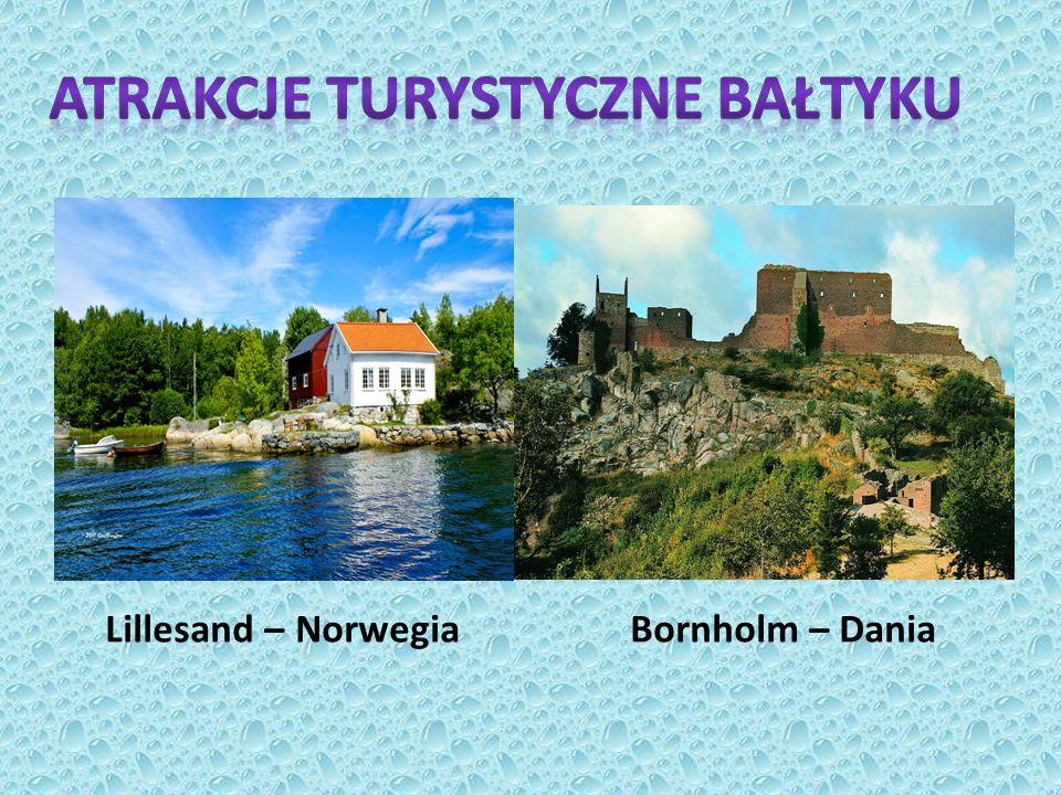 Lillesand – Norwegia Bornholm – Dania