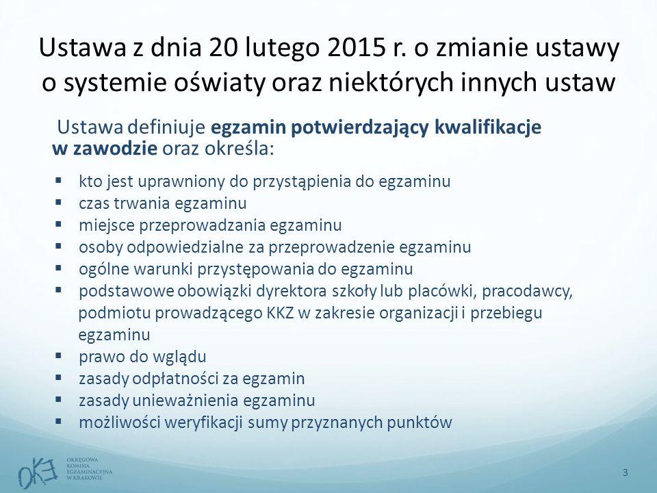 Ustawa z dnia 20 lutego 2015 r.