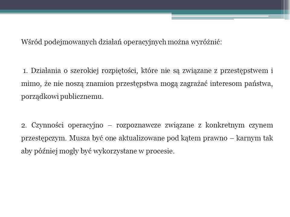 3.Orientacja i dobra znajomość problemu przez funkcjonariusza, ale także informacje o rozmówcy.