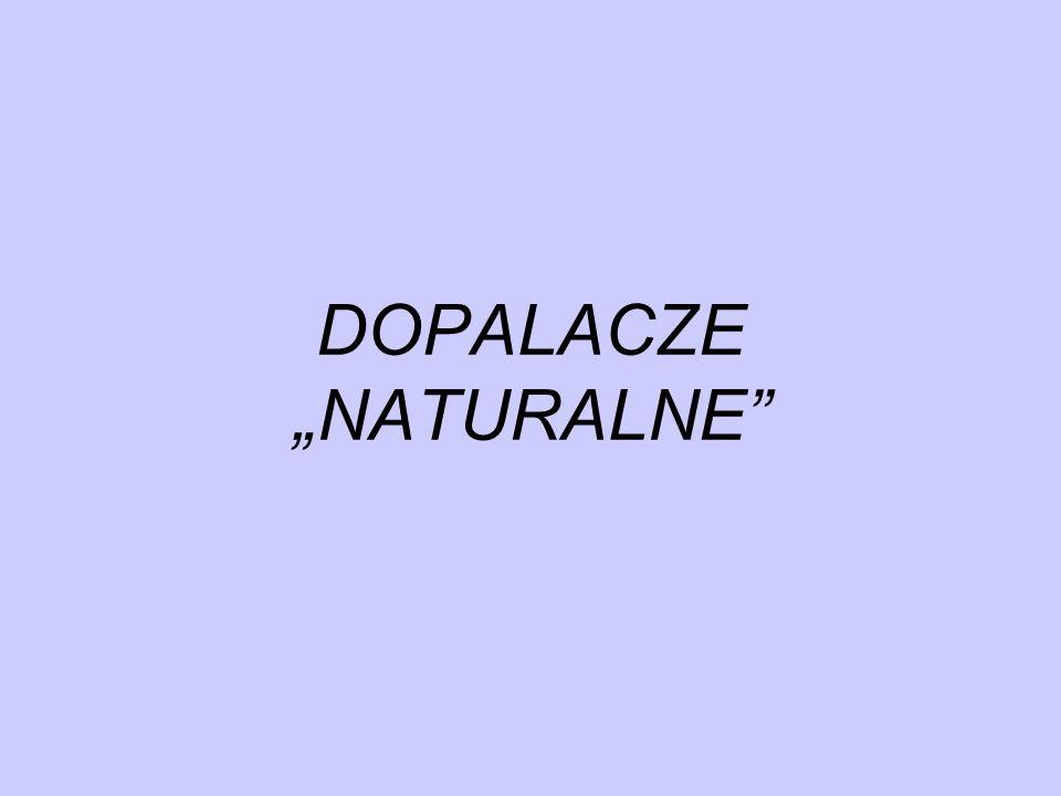 "DOPALACZE ""NATURALNE"""