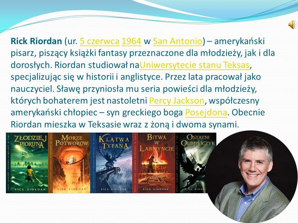 Rick Riordan (ur.