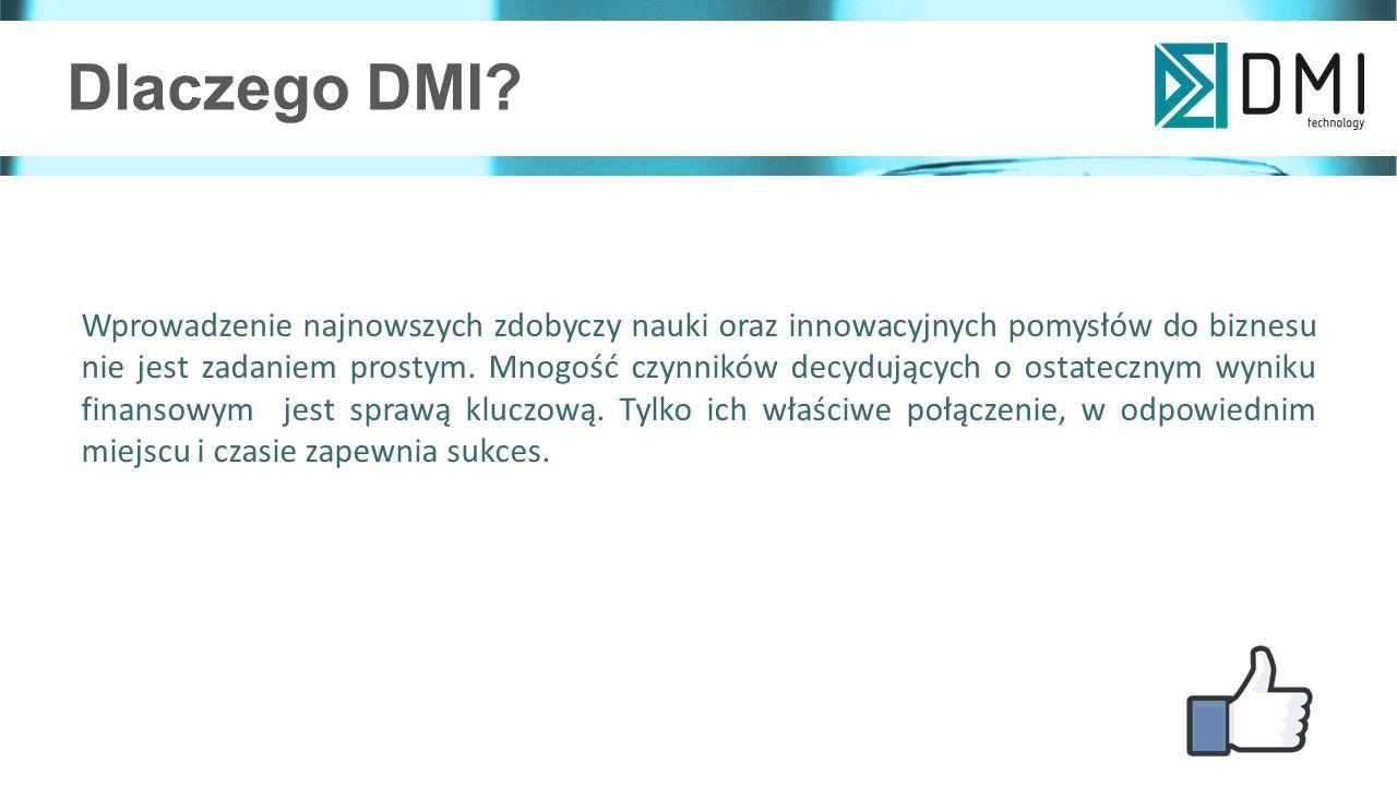 Dlaczego DMI.