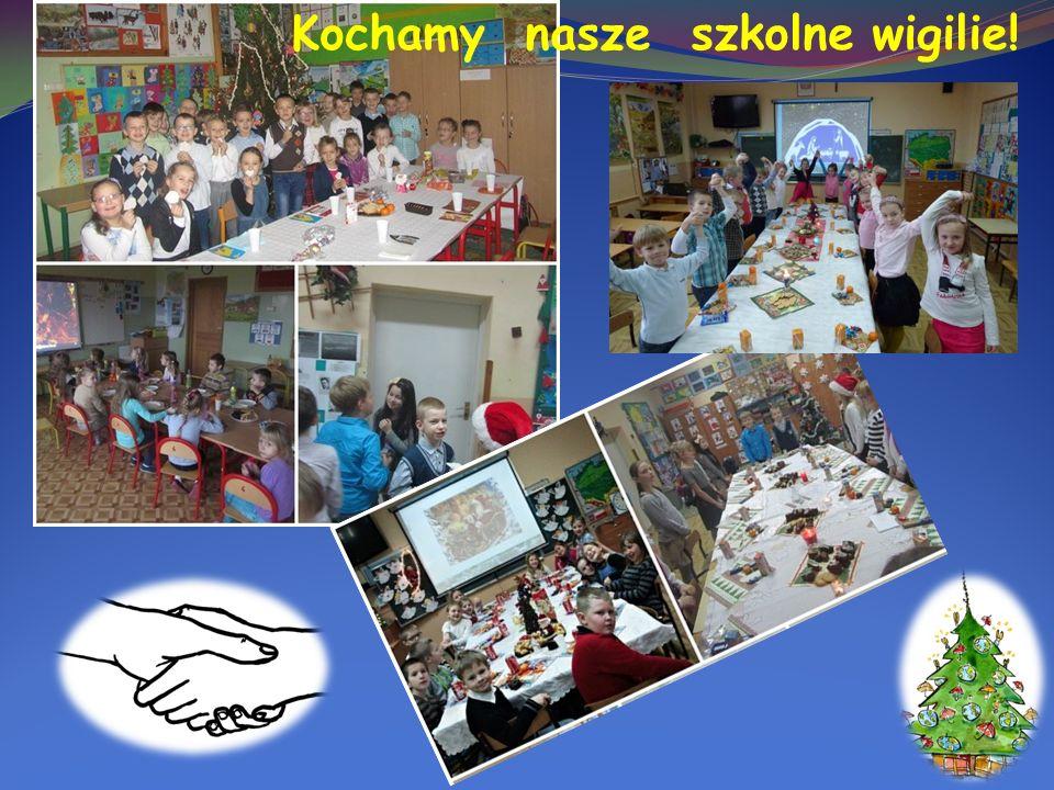 Dużo radości sprawia nam udział w organizowaniu różnego rodzaju uroczystości.