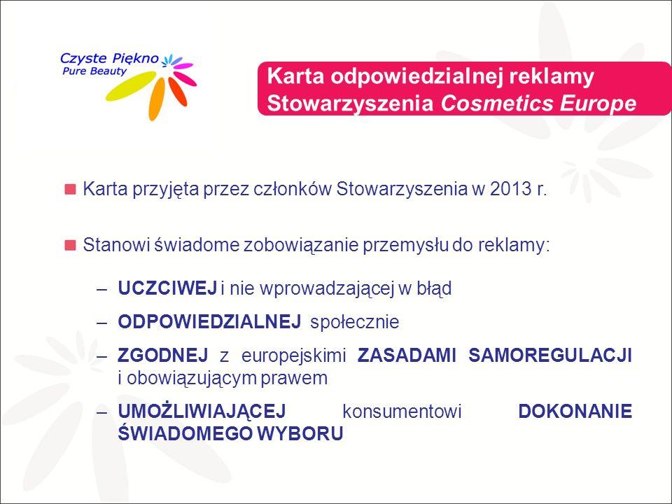 Karta przyjęta przez członków Stowarzyszenia w 2013 r.