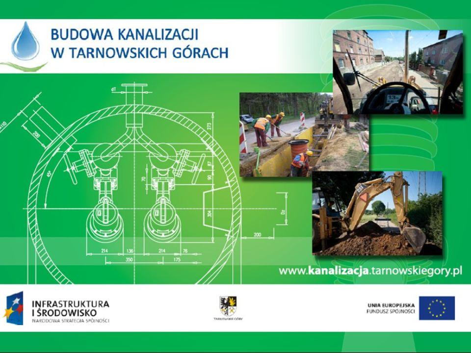 Rozwiązanie gospodarki ściekowej w zlewni oczyszczalni Śródmieście (2007-2012) Rozwiązanie gospodarki ściekowej w zlewni oczyszczalni Repty i Leśna (2011-2014)