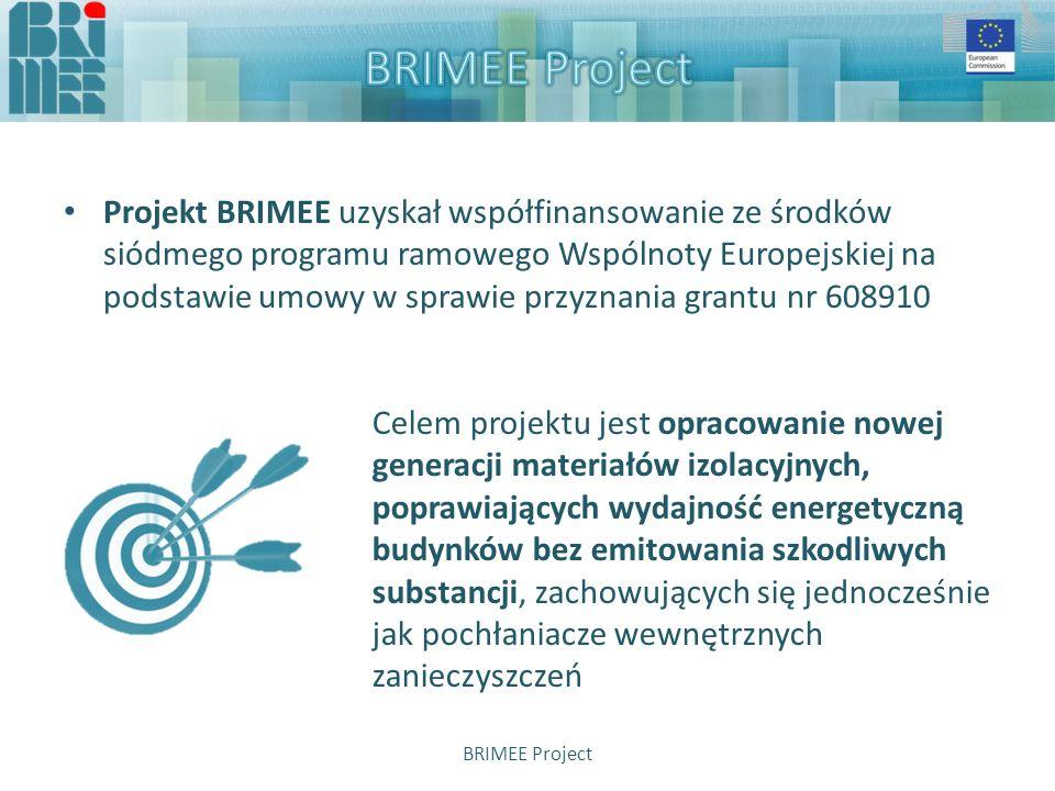 W projekt BRIMEE zaangażowanych jest 14 partnerów z 10 krajów Europy BRIMEE Project