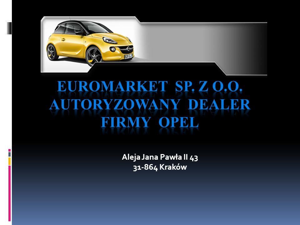 EUROMARKET Spółka z o.o.Firma rodzinna z tradycjami od 1919 roku.
