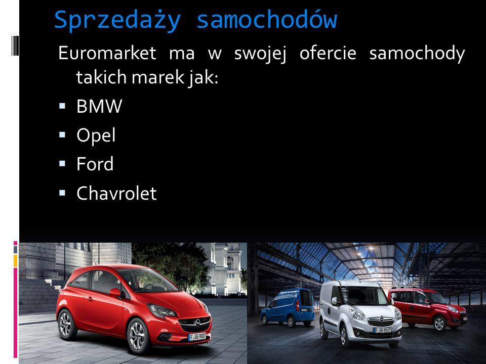Źródło finansowania Drive New Opel – możliwość wymiany auta na nowe bez wkładu własnego po trzech latach użytkowania.