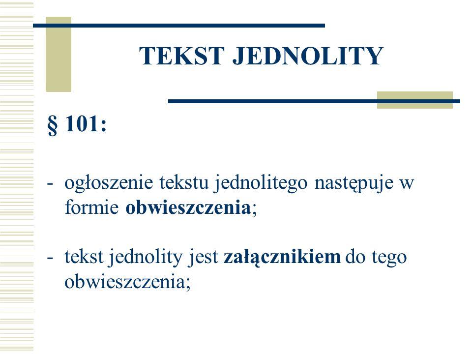 TEKST JEDNOLITY (przepisy dodane) USTAWA z dnia 29 sierpnia 1997 r.