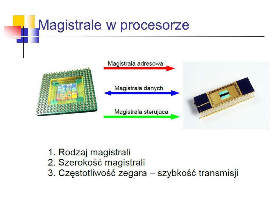 Magistrale w procesorze