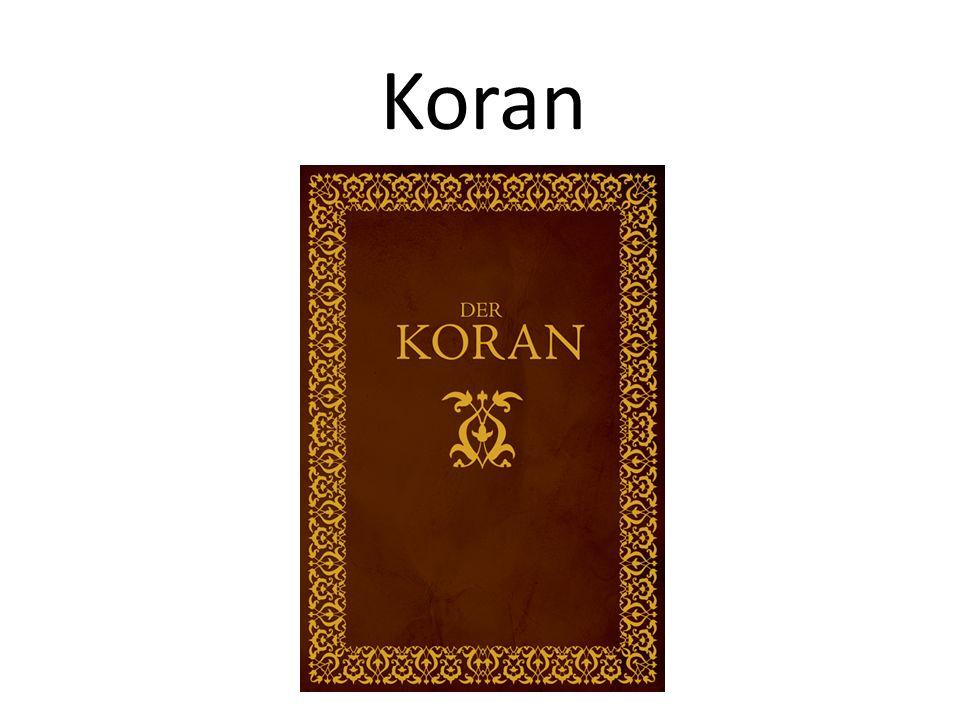 Koran Koran ksiega