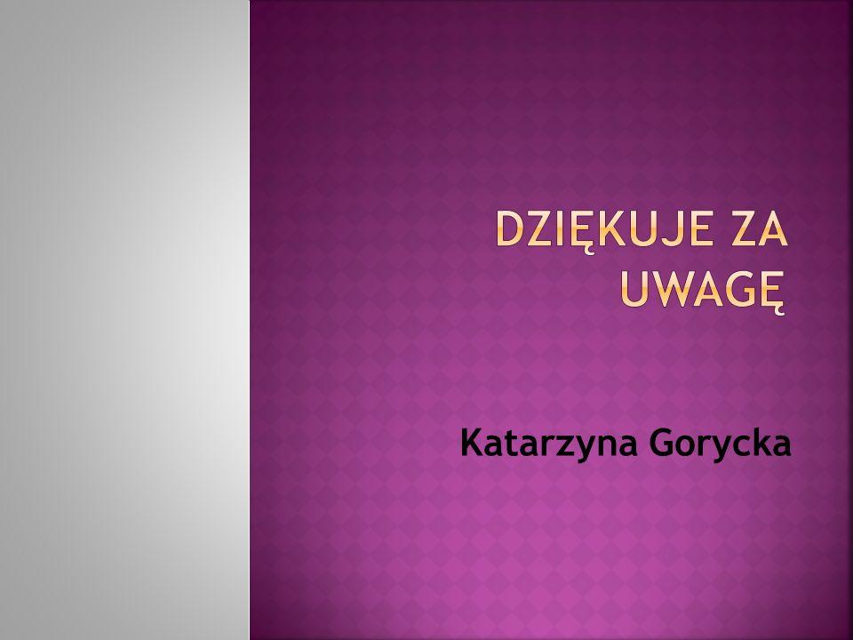 Katarzyna Gorycka