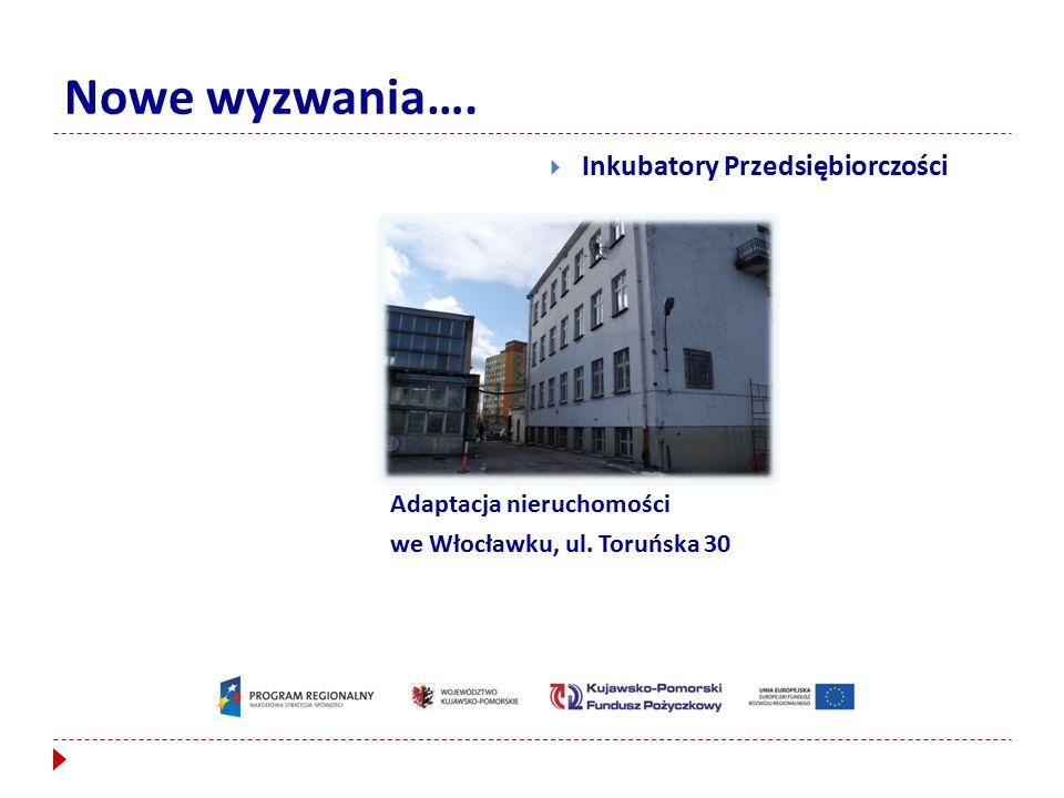 Nowe wyzwania…. Adaptacja nieruchomości we Włocławku, ul.