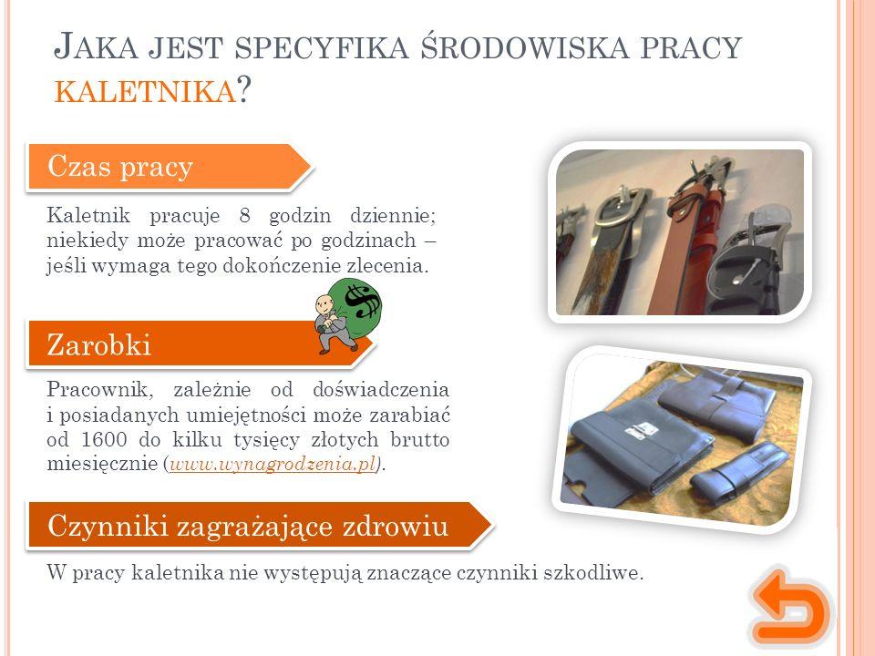 """www.kaletnik.pl """"Skóra i jej namiastki , A.T.Troskolański C O CZYTAĆ ."""