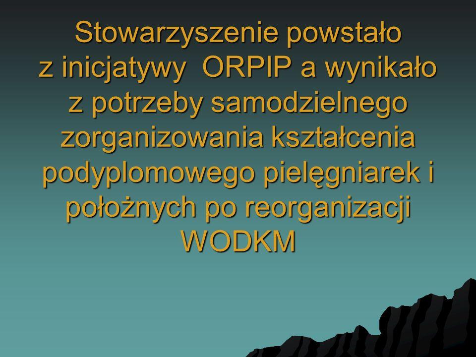 Ośrodek Szkoleniowy Kierownik - Dr Anna Piątek  Mgr Milena Surdyk-Michnowska– Specjalista ds.