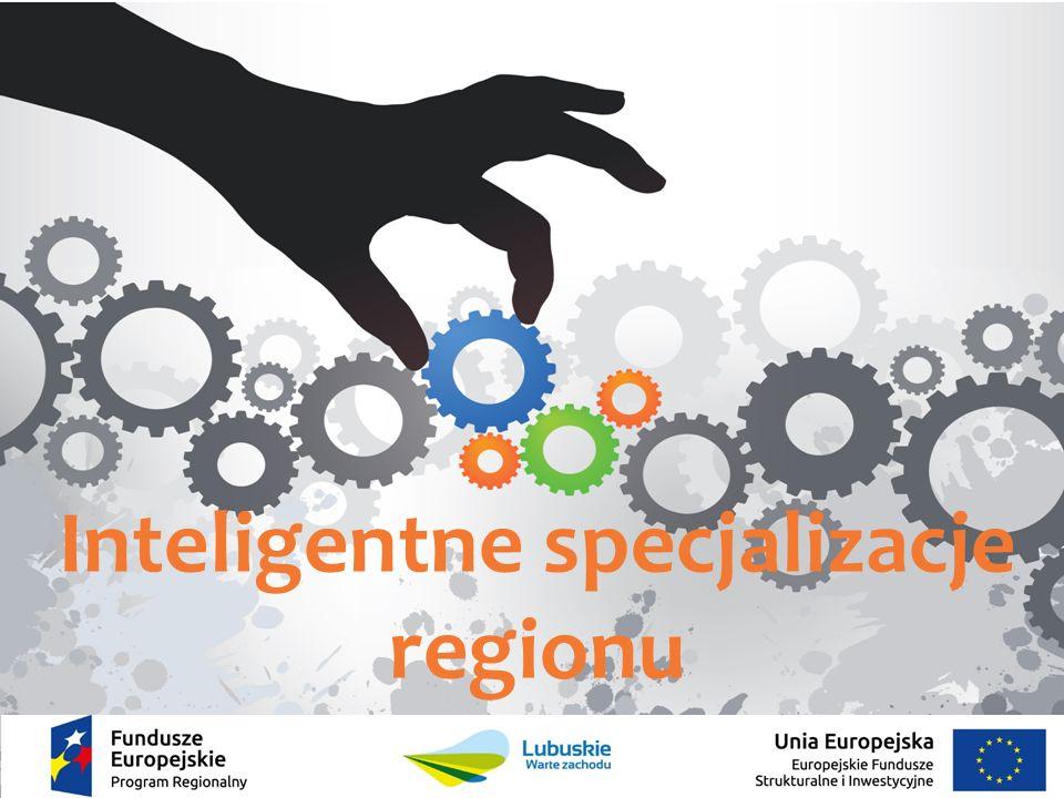 Inteligentne specjalizacje regionu