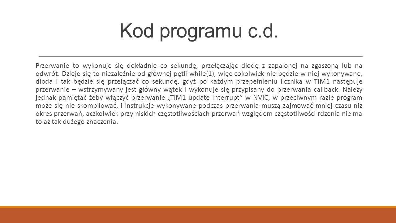 Przerwania zewnętrzne Poza przerwaniami wewnętrznymi i programowymi wystepują też przerwania zewnętrzne.
