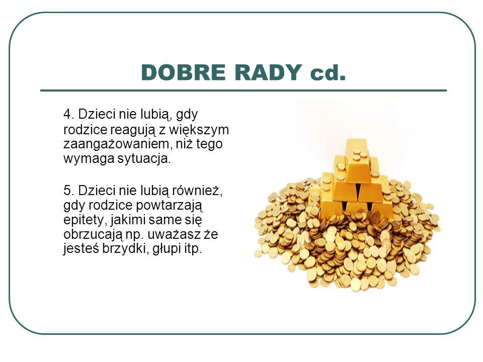 DOBRE RADY cd. 4.