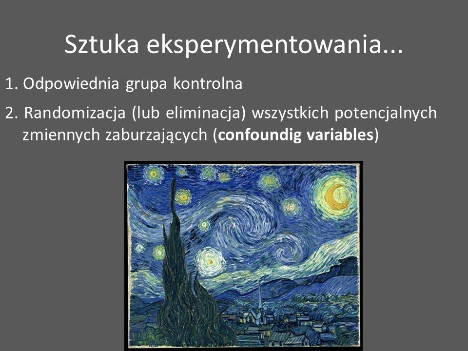 Sztuka eksperymentowania...2.