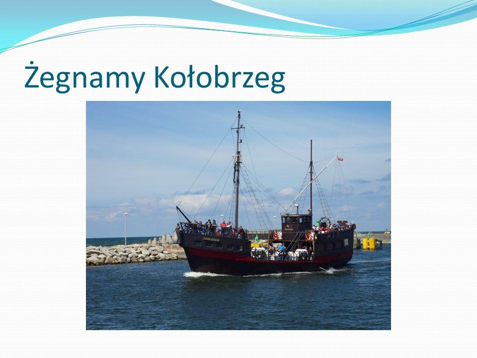 Żegnamy Kołobrzeg