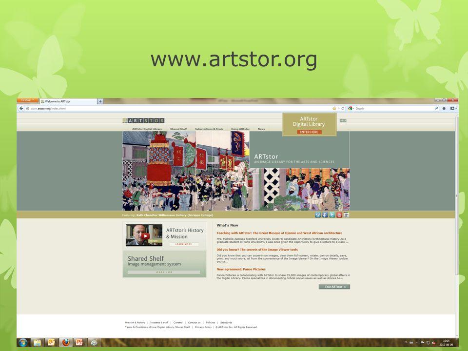 www.artstor.org