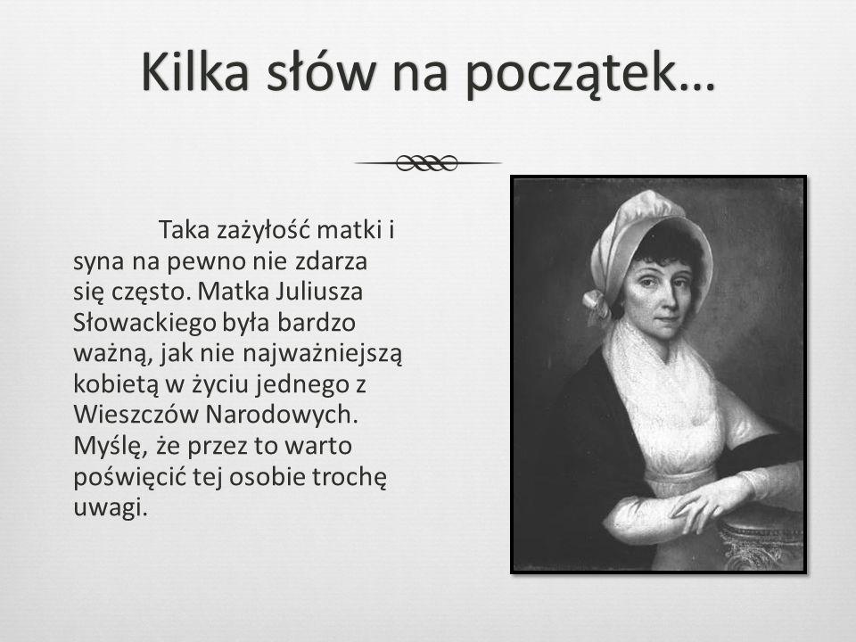 Salomea SłowackaSalomea Słowacka Salomea z Januszewskich Słowacka – córka Teodora Januszewskiego i Aleksandry z Dumanowskich.