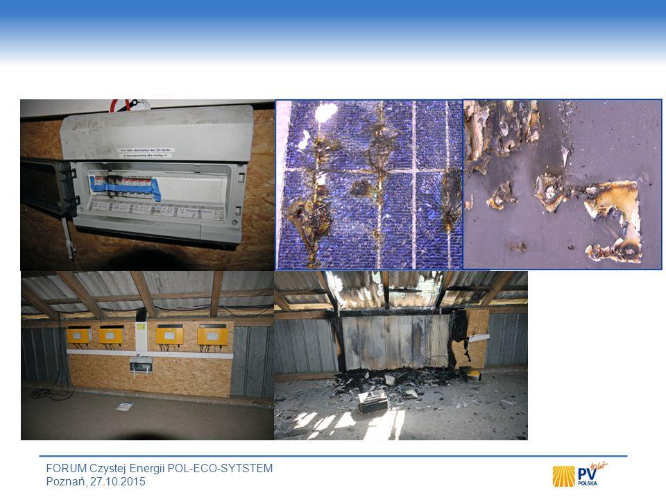 FORUM Czystej Energii POL-ECO-SYTSTEM Poznań, 27.10.2015 Standardowe procedury, formularze i programy, które składają się na system zarządzania jakością przyczyniają się do spójności działań i identyfikowalności instalatora.