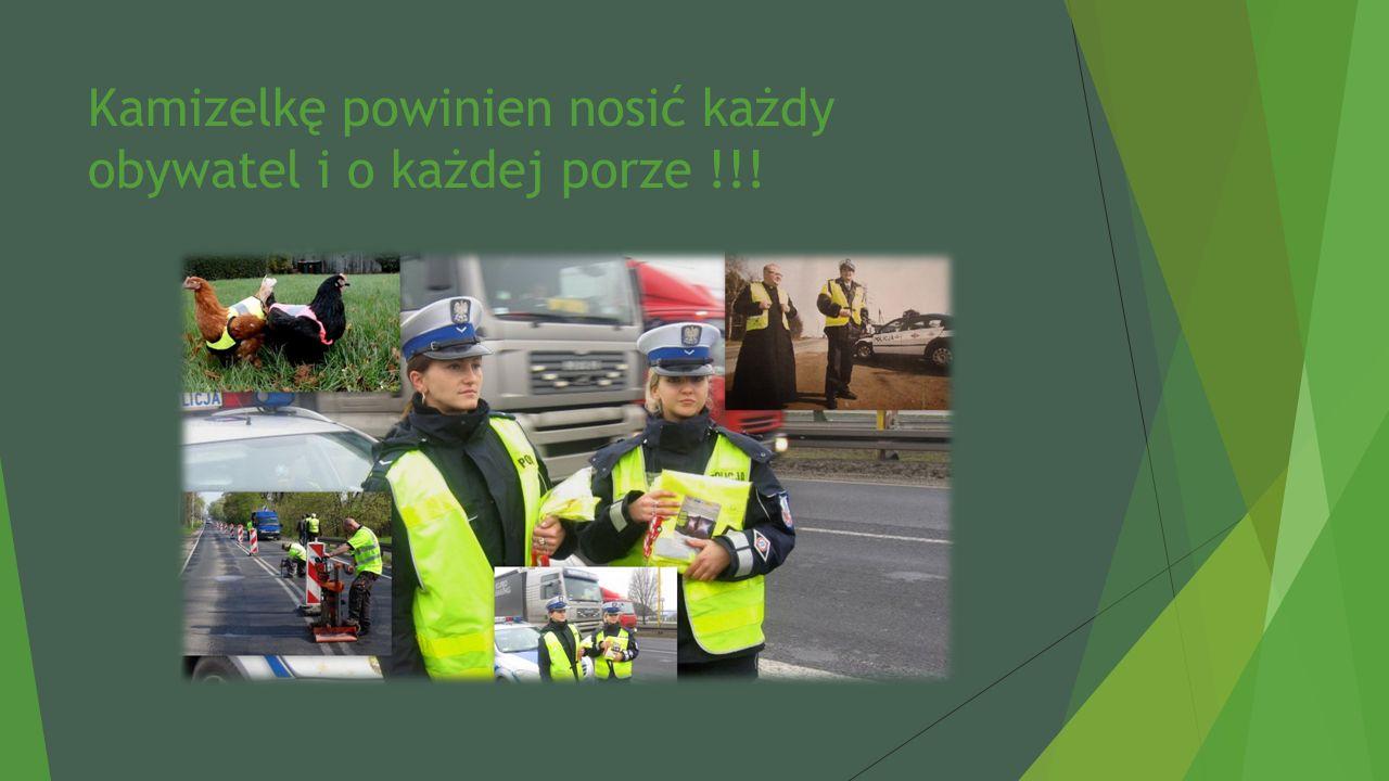 """""""Bezpieczeństwo w ruchu drogowym"""" Prezentacja"""