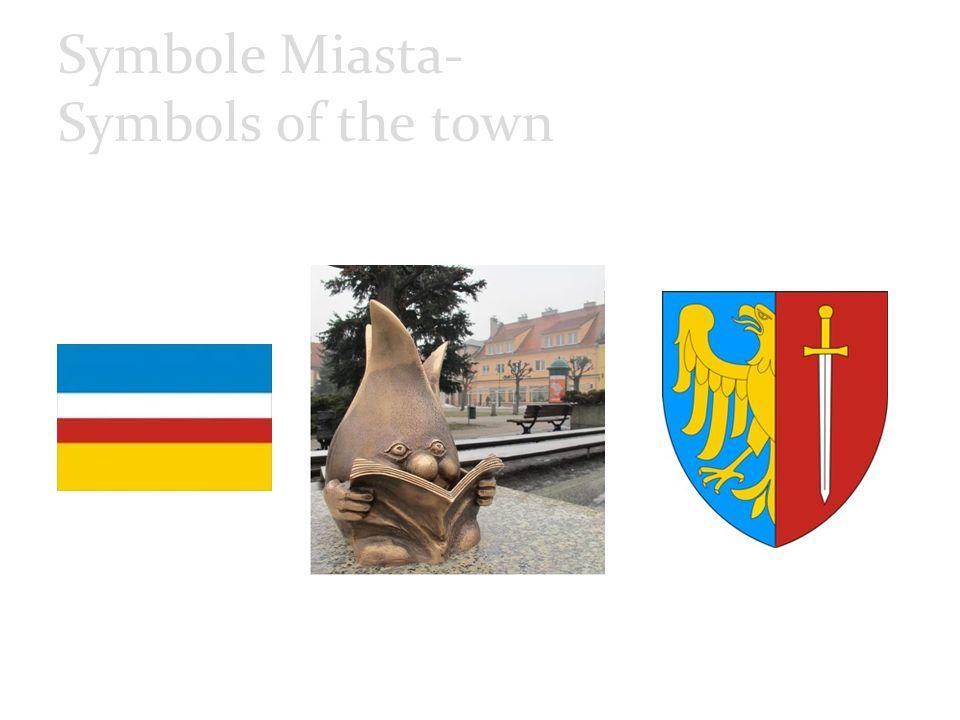 Symbole Miasta- Symbols of the town