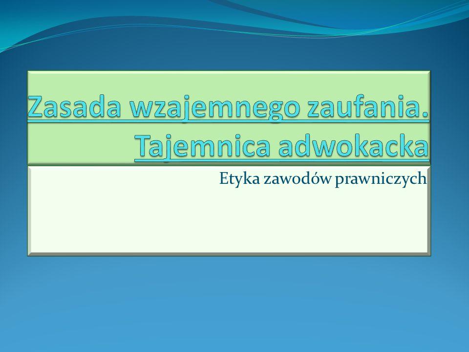 Należy pamiętać o tym, iż polska Konstytucja w art.