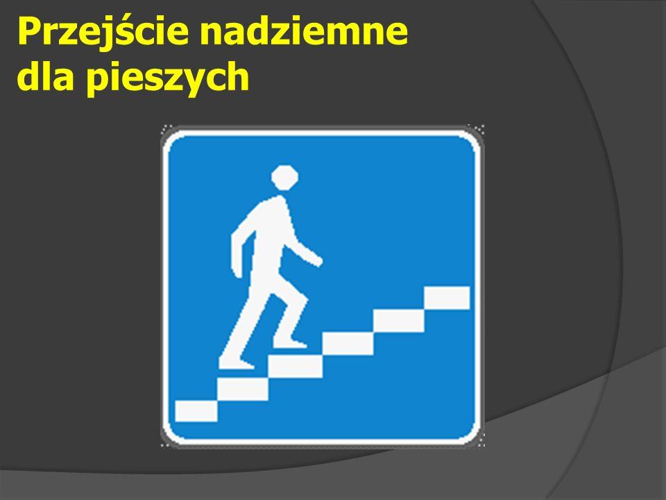 Przejście nadziemne dla pieszych