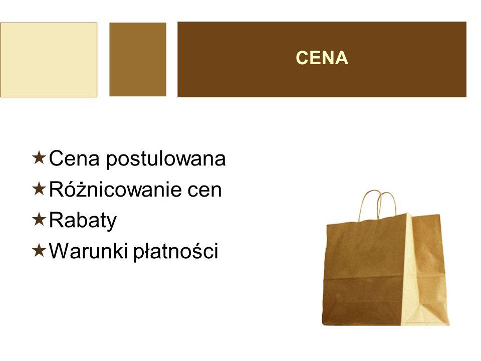 DYSTRYBUCJA  Kanały dystrybucji  Logistyka marketingowa